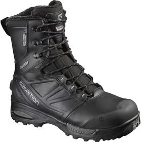 Salomon M's Toundra Pro CSWP Shoes Black/Black/Autobahn